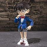 Escultura de regalo sin marca, decoración de juguete, estatua artesanal, detective Conan, figura de ...