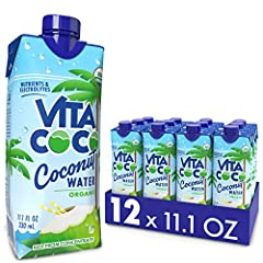 Taste of the tropics | Not long ago you needed a ladder and a machete to get great-tasting coconut water. Now all you have to do is crack open a Vita Coco, the world's best-selling coconut water Natural hydration | Refreshing and jam-packed with vita...