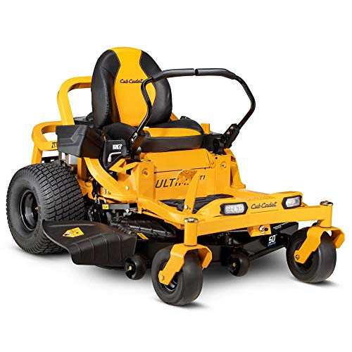 Cub Cadet Ultima ZT1 50 in. 23 HP Kawasaki FR Series V-Twin Dual Hydrostatic Zero Turn Mower with Lap Bar Control