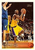 1996-97 Topps Basketball #138 Kobe Bryant Rookie Card. rookie card picture