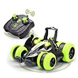 Remote Control Car for Boys Girls Stunt Car, RC Car Toy Vehicles 4WD 2.4GHz Double Sided Rotating Tumbling 360...