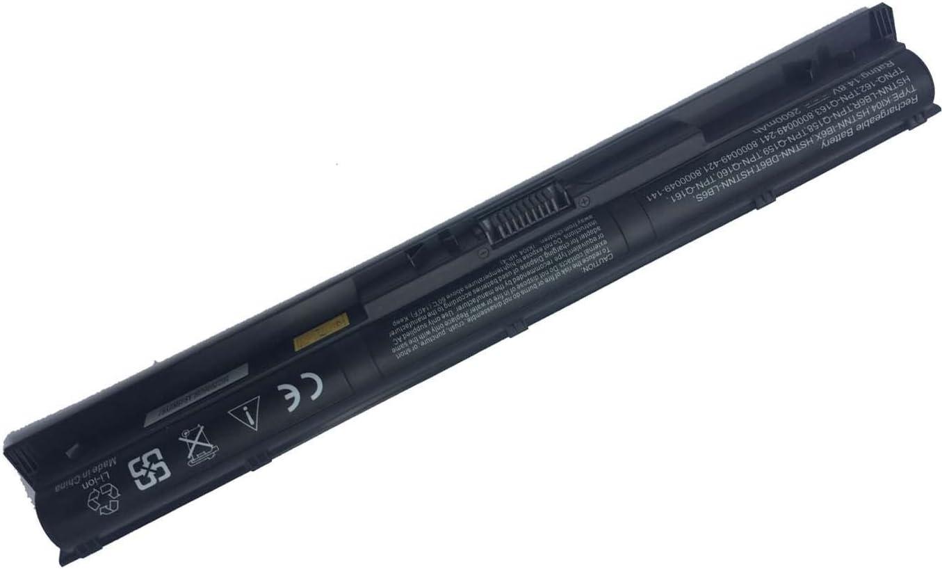 aowe New KI04 800049-001 Laptop Battery for HP Pavilion 14-ab000 15-ab000 17-g000 Series 15-an050nr 17-g121wm 17-g122ds 17-g122nf hstnn- lb6s hstnn-lb6t n2l84aa