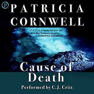 Cause of Death audiobook cover art
