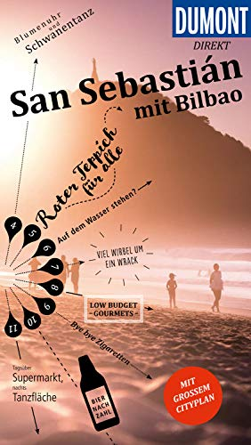 DuMont direkt Reiseführer San Sebastian mit Bilbao (DuMont Direkt E-Book)