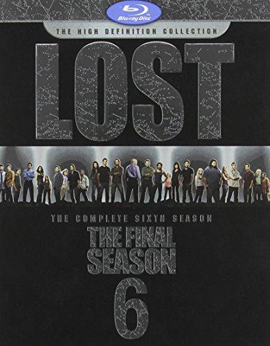 Lost: Complete Sixth & Final Season (5 Blu-Ray) [Edizione: Stati Uniti]