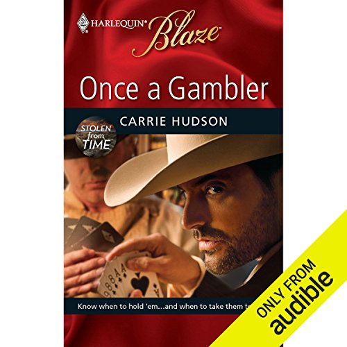 Once a Gambler audiobook cover art