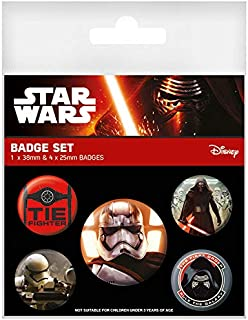 Pyramid International, Pyramid International Star Wars 7 - Badge Pack First Order