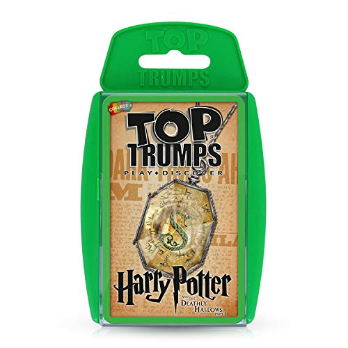 Top Trumps Harry Potter and the Deathly Hallows,Teil 1 Kartenspiel