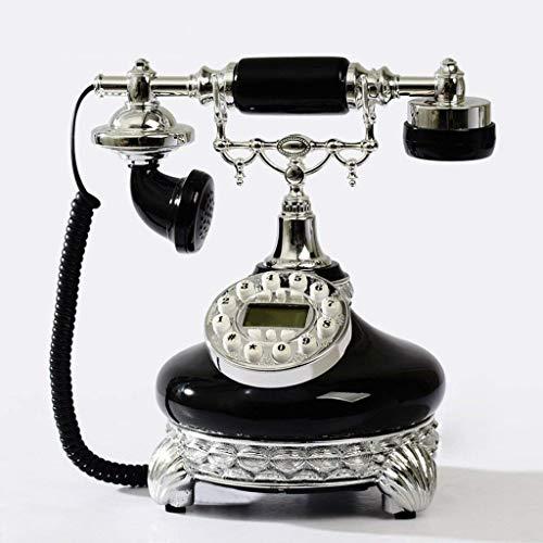 ADSE Teléfono Antiguo, Sala de Estar, hogar, teléfono Fijo Retro Europeo, 19x25x25cm