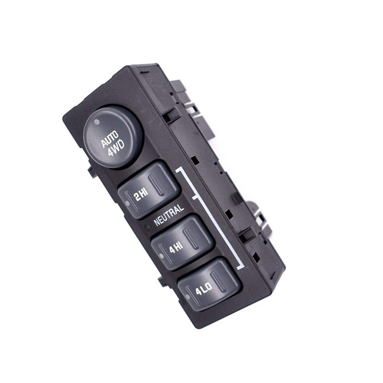 labwork-parts 4WD 4x4 Transfer Case Selector Dash Switch for Chevrolet Tahoe Suburban 19259313