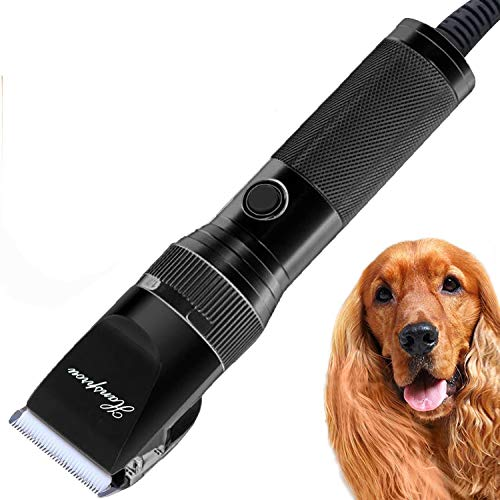 Hansprou Dog Shaver Clippers High Power Dog...