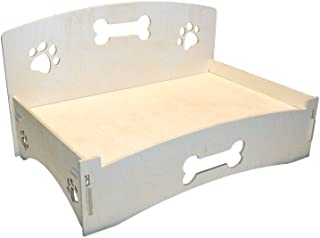 MPI WOOD WDDOGBED Wide Dog Bed