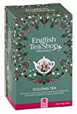 English Tea Shop Tè Cinese Oolong Biologico - 1 x 20 Bustine di Tè (40 Grammi)