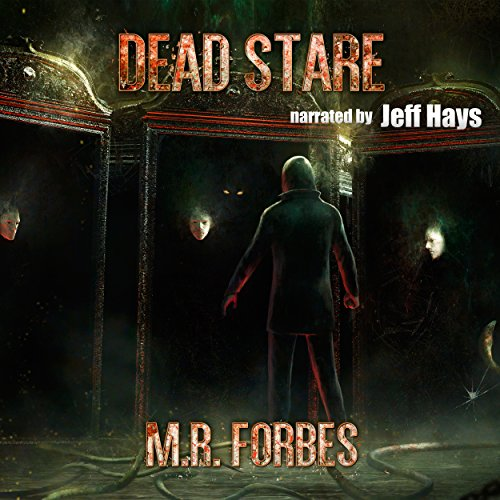 Dead Stare audiobook cover art