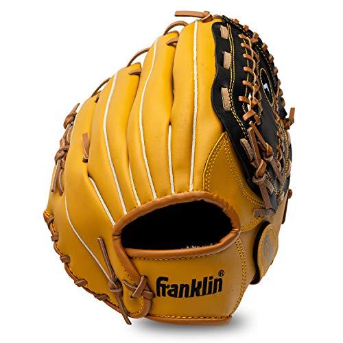 Franklin Sports Baseball and Softball Glove - F...
