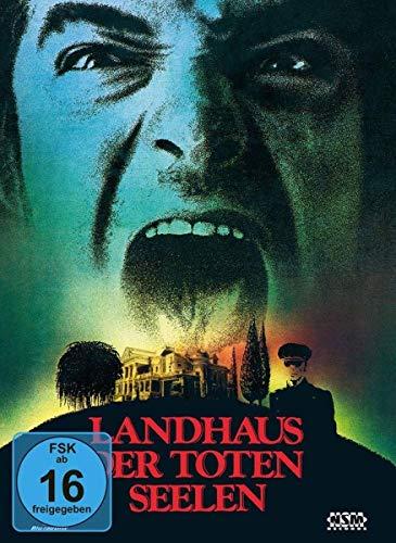 Landhaus der toten Seelen [Blu-Ray+DVD] auf 666 limitiertes Mediabook Cover A