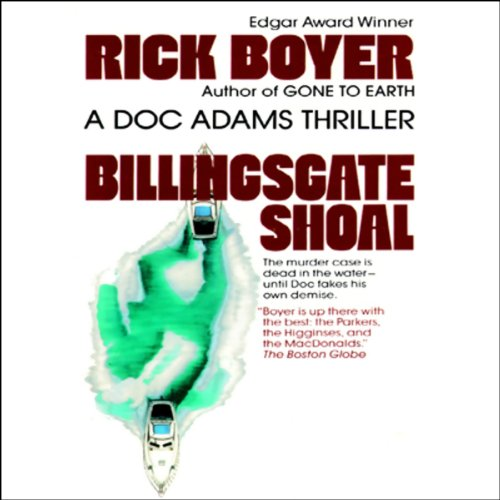 Billingsgate Shoal  audiobook cover art