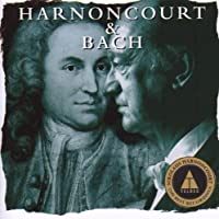 Harnoncourt & Bach by J. S. BACH (2009-08-17)