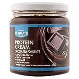 Protein Cream Cioccolato Fondente - Crema Proteica Spalmabile Col 30%...