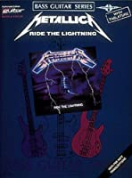 Metallica - Ride the Lightning* (Bass Guitar) by Metallica(1990-04-01)