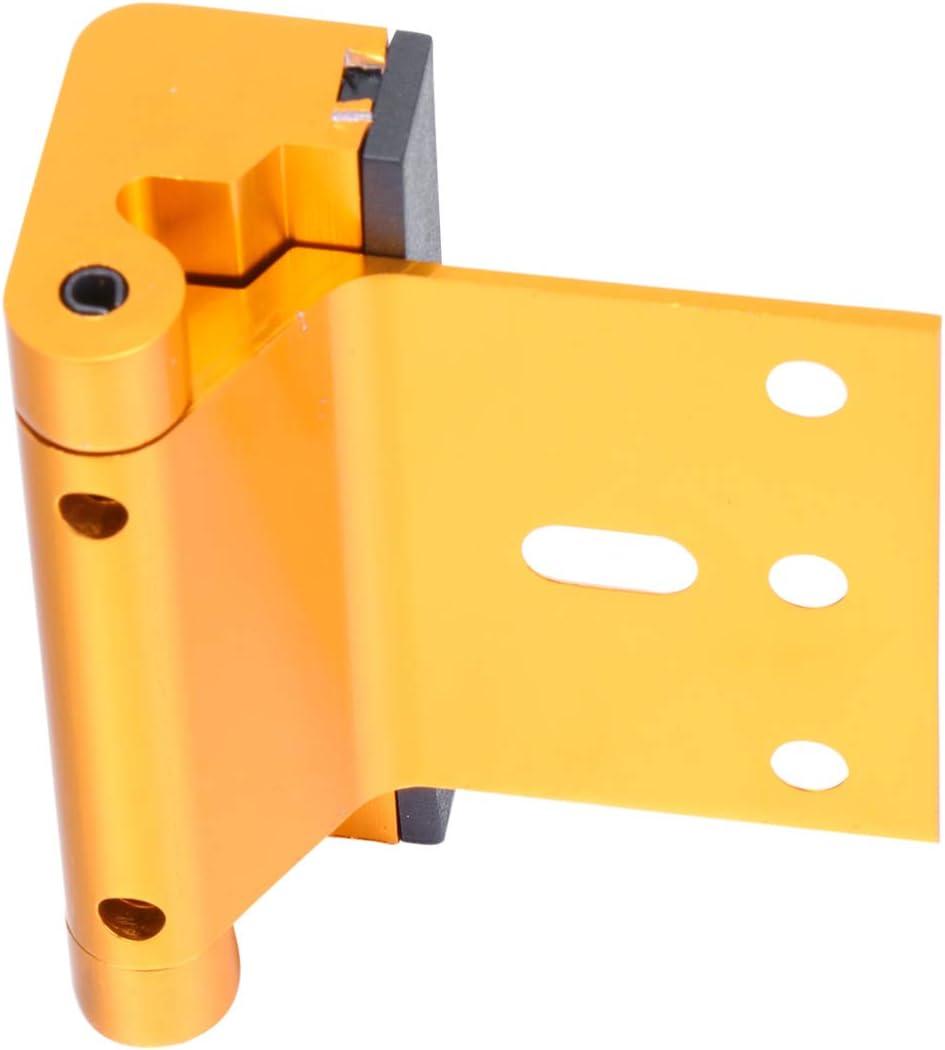 Superior DOITOOL 1Pc Heavy Duty Gate Free Shipping Cheap Bargain Gift Hinges Alloy in Aluminium Gold Door