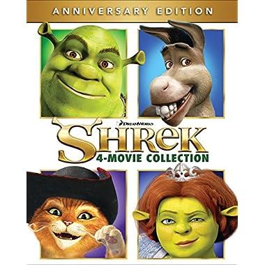 Shrek 4-Movie Collection [Blu-ray]