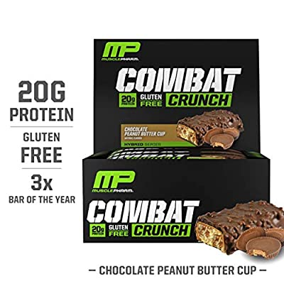 MusclePharm Combat Crunch Protein
