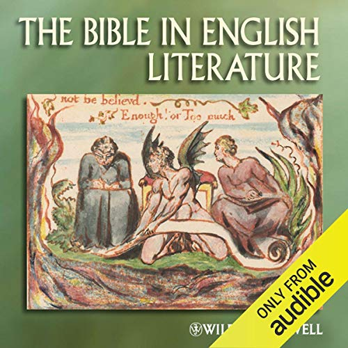 The Blackwell Companion to the Bible in English Literature Titelbild
