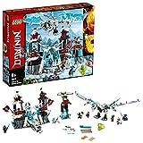 Castillo del Emperador Olvidado Ninjago (70678) - Set de construcción de Aventuras Ninja con Dragón de Juguete, Novedad 2019