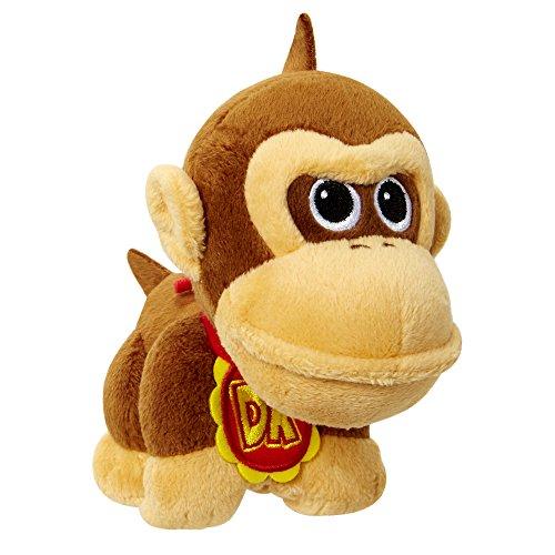 World of Nintendo Mario Bros U Baby Donkey Kong Plush