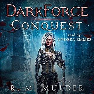 Conquest: DarkForce cover art