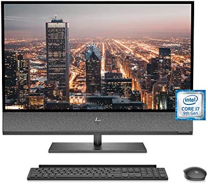 HP ENVY 32 All in One PC 9th Gen Intel Core i7 9700 Processor 4K UHD monitor NVIDIA GeForce product image