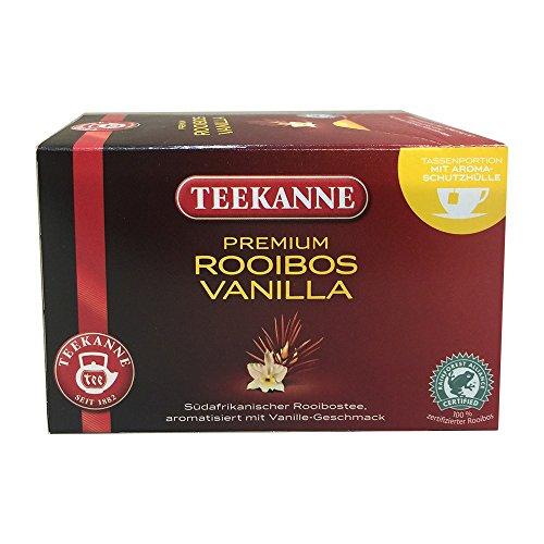 Tee Gastro-Premium-Sortiment, Premium Rooibos Vanilla RFA, Inhalt 1.75g