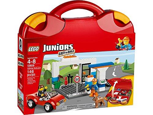 Lego Juniors 10659 - Valigetta Veicoli V110