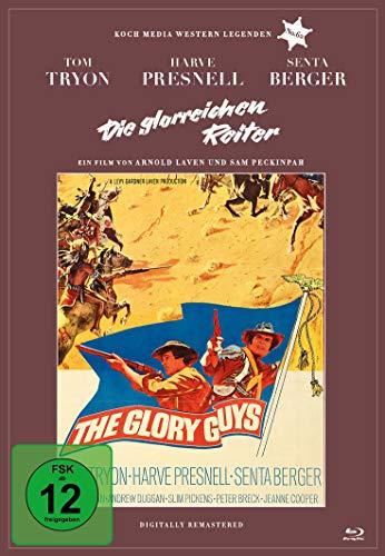 Die glorreichen Reiter (Edition Western-Legenden #62) (Blu-ray)