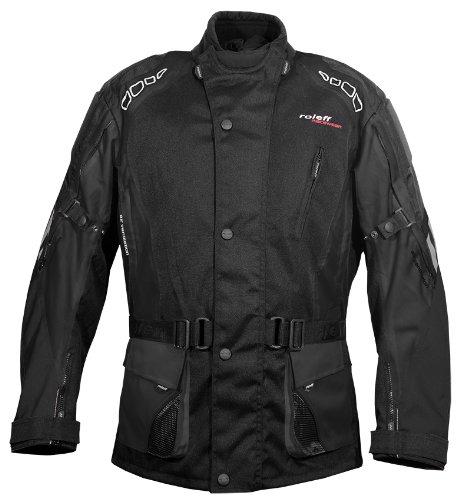 Roleff Racewear RO 393 Kodra Colombo Chaqueta, Negro, S