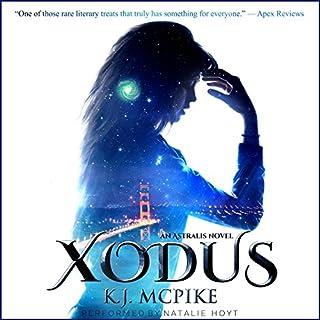 XODUS audiobook cover art
