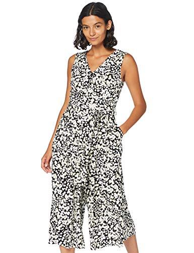 BOSS Damen Aryar Jumpsuit, Mehrfarbig (Open Miscellaneous 960), (Herstellergröße: 34)