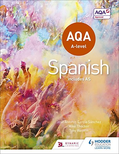 AQA A-level Spanish (includes AS) | Read Online