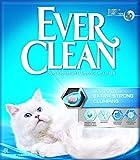 Ever Clean, lettiera per Gatti Super agglomerante Senza odori, 6l