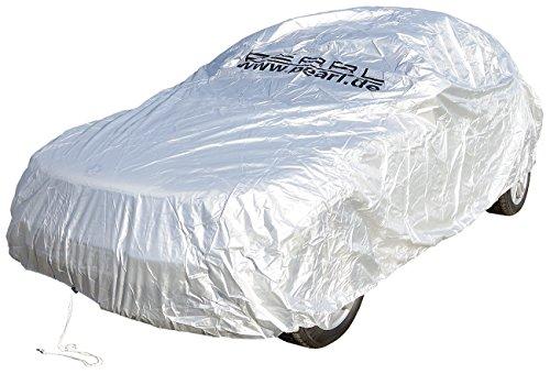 PEARL Auto Schutzhülle: Auto-Vollgarage für Kompaktklasse, 432 x 165 x 119 cm (wasserdichte Vollgarage)