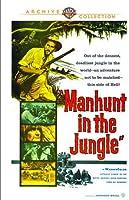 Manhunt in the Jungle [DVD]