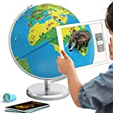 Shifu Orboot (App Based): Augmented Reality Interactive Globe for Kids, Stem Toy...