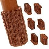 Floor HERO Chair Socks, 24 Pack |...