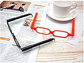 Banner Pens | Super-Creative Glasses Ballpoint Glasses Box Pen/Student prizes/4 Color for Choice | by BLUMECA