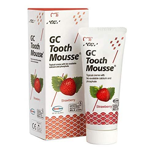 GC Zahnmousse, Erdbeergeschmack