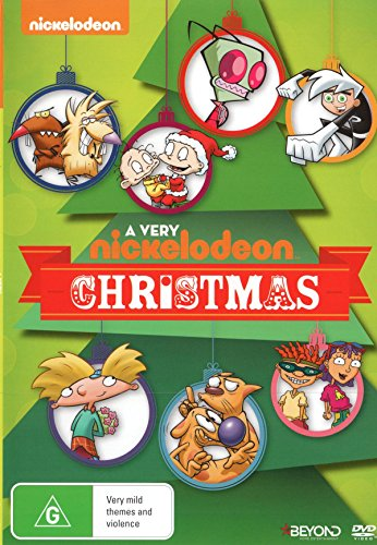 A Very Nickelodeon Christmas