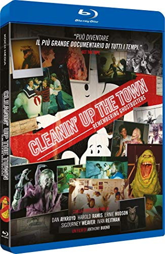 Cleanin' Up the Town: Remembering Ghostbusters (Blu-ray) ( Blu Ray)
