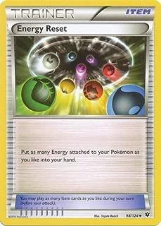 energy reset pokemon card