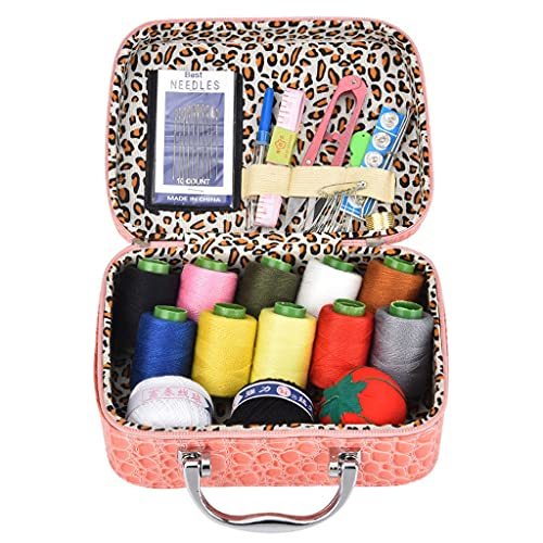 UXZZT Handbarbed Box Household Suit Portable Handwear Knot Package Hand Suture Sewing Tool Storage Box (Color : A)